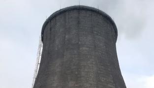 Молниезащита дымовой трубы: устройство и система молниеотвода