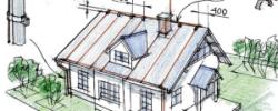 Молниеотвод в частном доме: инструкции по установке