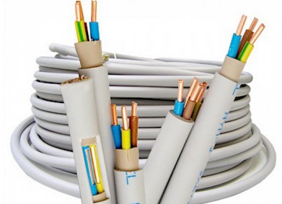Медный кабель для розеток