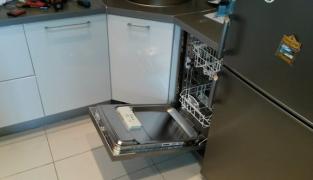 Подключение посудомоечной машины к электросети