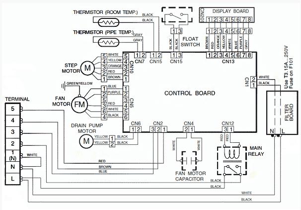 Подключение кондиционера к электросети схема фото 340