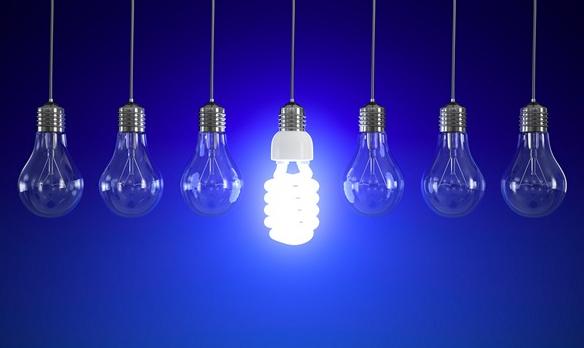 Энергосберегающие лампы для экономии электричества