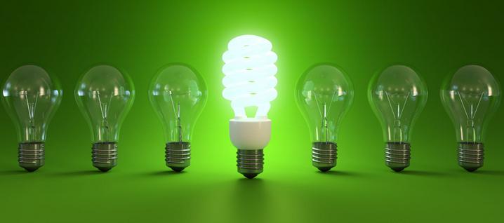 Энергосберегающие лампы для экономии электроэнергии