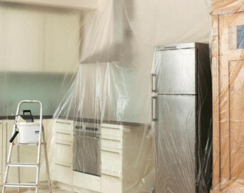 Защита мебели от пыли