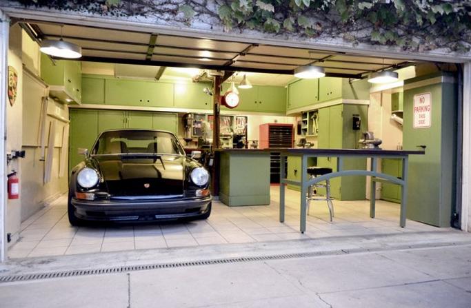 Итог проведения ремонта в гараже