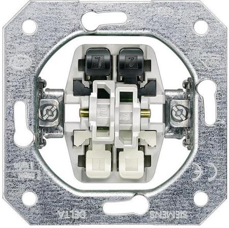 Разобранный механизм выключателя