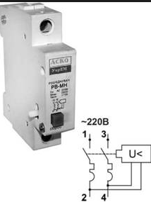 Расцепители автоматических выключателей
