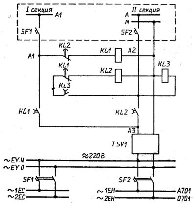 Схема автоматического выключателя особенности