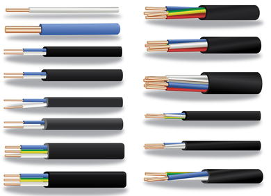 кабель ПВС разновидности