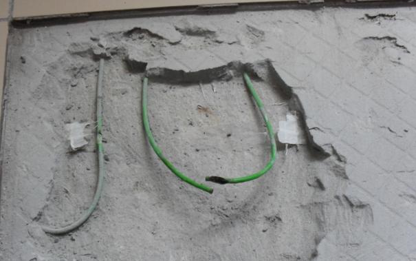 Ремонт кабеля теплого пола своими руками 62