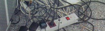 спрятать провода