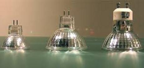 Галогеновые лампы для бань