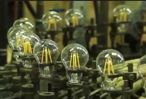 Как изготавливаются лампы Томича