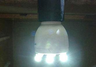 Светодиодная лампа своими руками итог