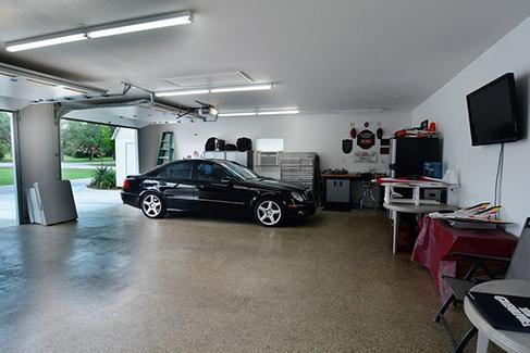 Экономное отопление гаража