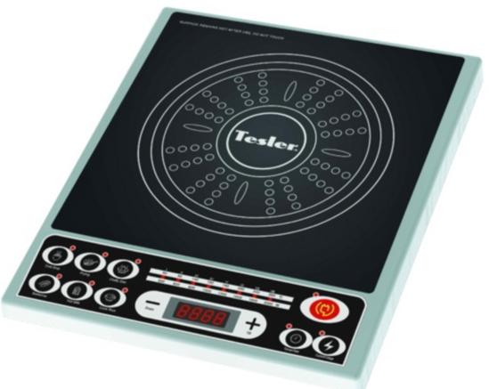 Электронный дисплей варочной панели