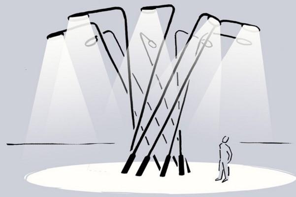 группа уличного освещения