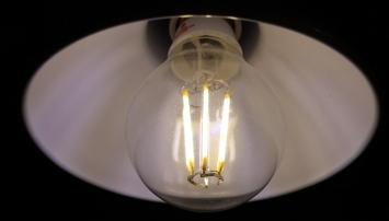 как горит лампа с технологией СОВ