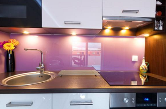 прикольная подсветка для кухни