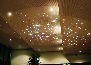 точечное освещение