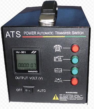 ATS на генератор