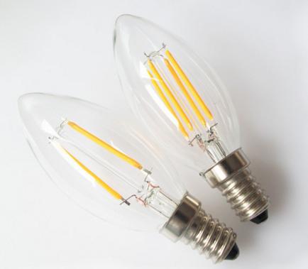 Filament LED виды