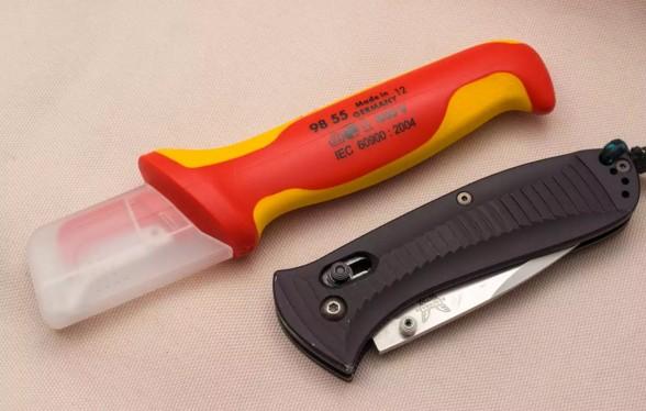 Нож электрика