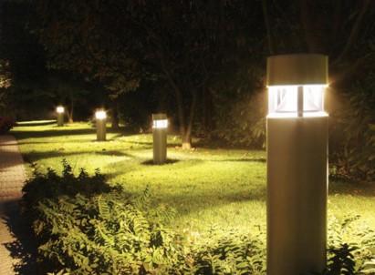 Общее освещение на даче