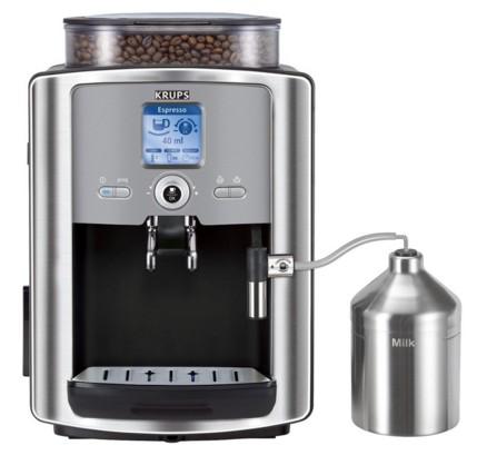 Ошибка на дисплее кофемашины