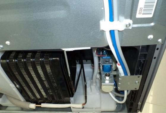 Подключение воды к холодильнику