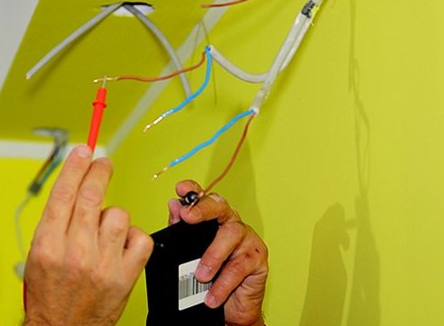 Прозвонка кабеля