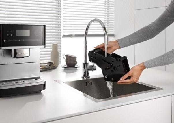 Промывка системы кофемашины