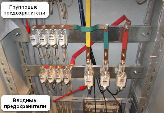Разделение PEN проводника во вру