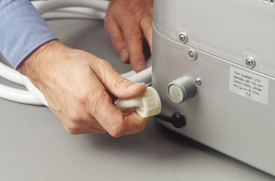 Трубка с водой для холодильника