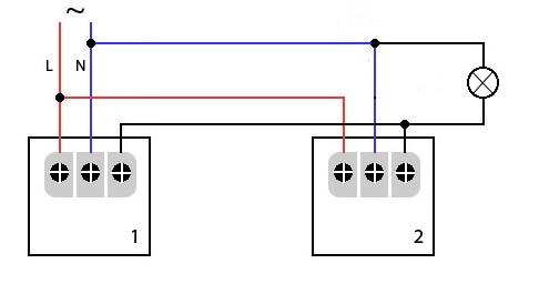 как подключить датчик движения для мощных приборов