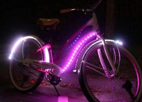 ленты для велосипеда вариант