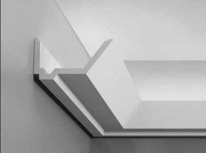 плинтус для потолка подсветка