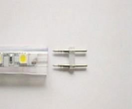 подключаем провод от выпрямителя