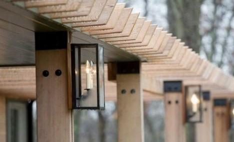 светильники для террасы