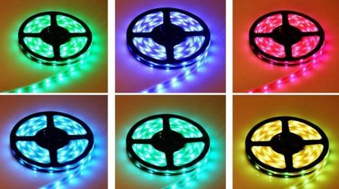 Фото светодиодных светильников для уличного освещения