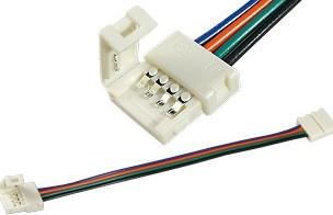 светодиодная лента коннекторы