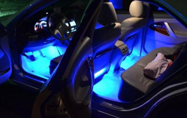 светодиодные ленты в авто