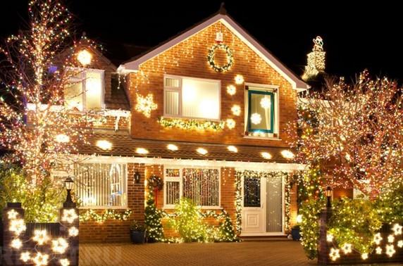 уличная подсветка светодиодной лентой