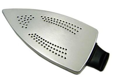 Алюминиевая подошва на утюге