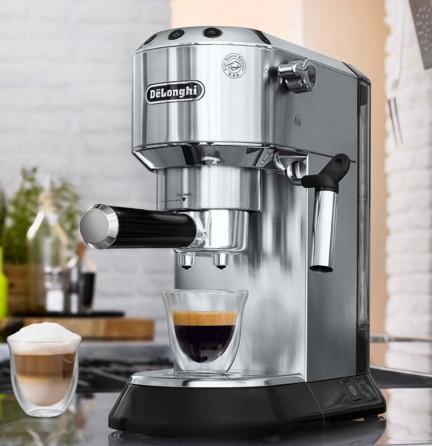 Рожковый тип кофеварки