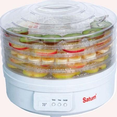 Современная электросушилка для овощей и фруктов