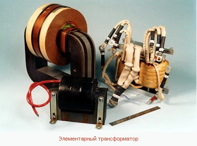 Элементарный трансорматор