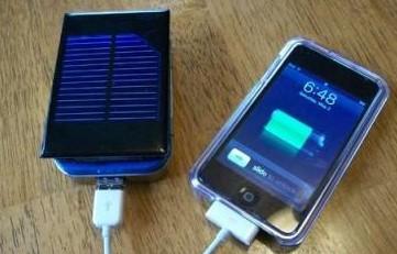 готовая солнечная батарея дял телефонов