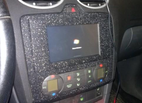 как сделать компьютер для авто своими руками