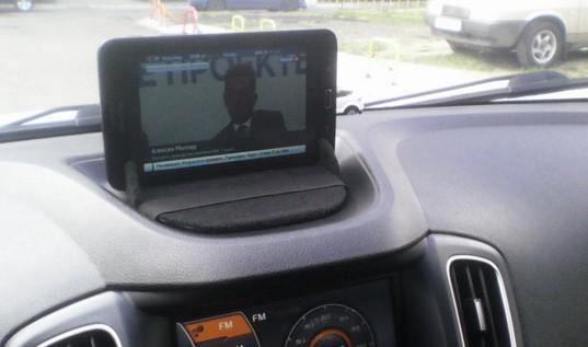 планшет для авто своими руками